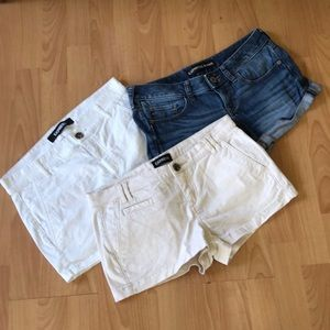 EXPRSS Shorts Bundle